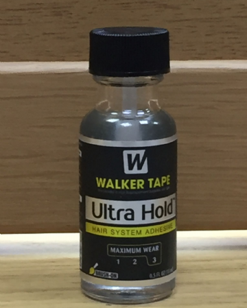 Walker Tape  Ultra Hold hair System Adhesive - 15ml